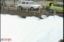 Bengaluru's toxic lake poses health risks