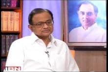 Need to put a cap on the GST rate, says former finance minister P Chidambaram