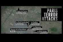 How terror attacks unfolded in Paris