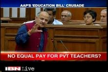 AAP's new education bills set to ease admission process