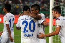ISL 2015: FC Goa beat Chennaiyin FC to move top of table