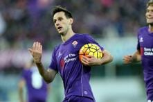 Napoli, Fiorentina share Serie A lead ahead of Inter Milan game