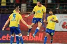 ISL 2015: Kerala Blasters outclass league leaders FC Pune City