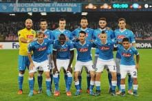 Napoli and 3 others through to Europa League last 32