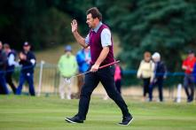 If you're playing good enough, you can beat the best in the world, says Nick Faldo