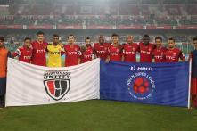 ISL: NorthEast United FC eye revenge against Kerala Blasters FC