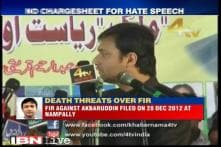 MIM leader Akbaruddin Owaisi yet to be chargesheeted in a hate-speech case against BJP