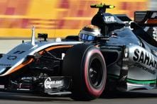 Force India driver Sergio Perez secures fifth place in season-ending Abu Dhabi GP