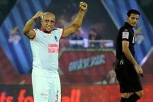 Roberto Carlos' Delhi Dynamos eyeing top spot ahead of Mumbai City FC clash