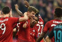 Thomas Muller Shines As Bayern Munich Go 13 Points Clear in League