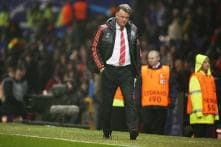 Manchester United dominated but 'forgot to score', says Van Gaal