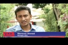 How Mansoor Ahmed fought all odds to walk on his feet