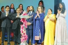 Reliance Jio: Three generations of Ambanis present at the launch event of 4G services