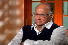 Political Situation in the Country is Changing, Says Sharad Pawar