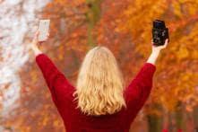 Selfies are killing our memories
