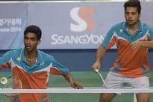 Badminton: Manu-Sumeeth clinch maiden doubles GP title at Mexico Open