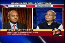 Let Swamy explain how Rahul and Sonia benefited from this move: Abhishek Manu Singhvi