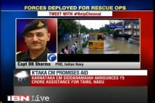 UAVs pressed in to action to assess situation in Chennai's rain affected areas