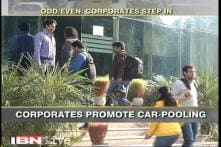 Corporate India pitches in, introduces steps to help employees during odd-even number car scheme