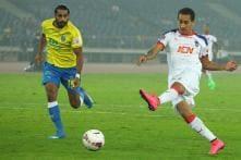 In pics: Delhi Dynamos FC vs Kerala Blasters FC, Match 53