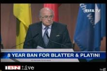 FIFA begins reform process: Blatter, Platini shunted out