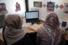 In war-torn Gaza, a tiny tech startup sector emerges
