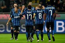 Inter Milan, Alessandria through to Italian Cup quarter-finals
