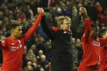 Klopp salutes atmosphere as Liverpool celebrate draw