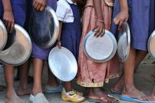 5-year-old Dies After Falling Into Hot Sambar Prepared For Mid day Meal