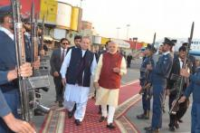 Indo-Pak talks on hold but not over
