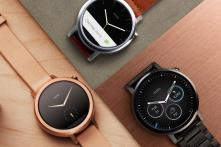 Motorola launches new Moto 360 (2nd generation) smartwatch at Rs 19,999 in India