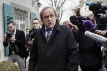 Michel Platini withdraws candidacy for FIFA presidency