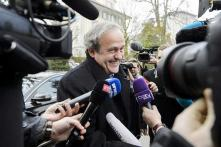 Michel Platini slams FIFA ban as 'masquerade', vows to fight in court