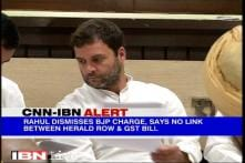 Herald issue has nothing to do with GST, says Rahul Gandhi