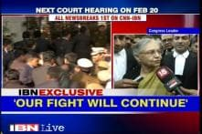 Our legal fight will continue, we stand with the Gandhis: Sheila Dikshit