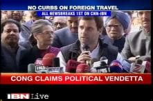 Sonia, Rahul get bail in National Herald case