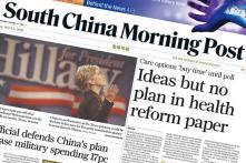 China's Alibaba buying Hong Kong's South China Morning Post for $266 million