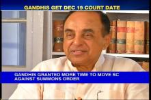 Subramanian Swamy calls Congressmen jokers, says he doesn't need BJP's help to fight Gandhis