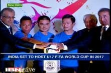 Indian football realises under-17 FIFA World Cup dream