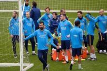 La Liga: Turan and Vidal can debut for Barcelona against Espanyol