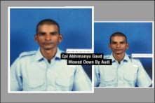 Speeding Audi kills IAF officer in Kolkata