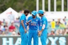 Bhuvneshwar ruled out, Gurkeerat replaces injured Rahane