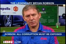Disappointed about Manchester United's Champion League exit: Bryan Robson