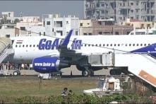 GoAir Flight Makes Emergency Landing at Aurangabad Airport