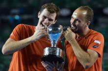 Jamie Murray, Bruno Soares capture Australian Open men's doubles title