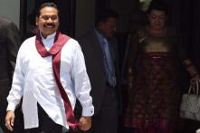 Former Lankan president Rajapakse's son arrested for 'money laundering'