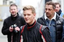 Michael Schumacher's son Mick to race in India