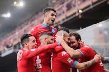 Napoli extend Serie A lead with win over Sampdoria