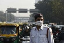 Volume of pollutants in city's air on the rise