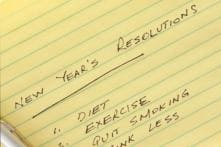 Still struggling with New Year resolutions? Here are 6 expert tips for making realistic ones this time